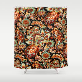 Imperial Paisley Shower Curtain