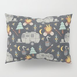 Airstream Camping Pillow Sham