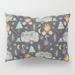 Airstream Camping Pillow Sham
