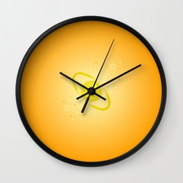 Venus Power Wall Clock