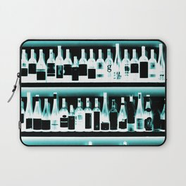 Wine Bottles - version 2 #decor #buyart #society6 Laptop Sleeve