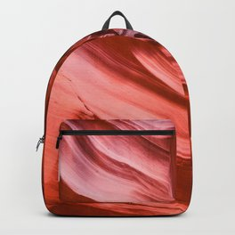 Deep Inside - Antelope Canyon in Desert Southwest Backpack