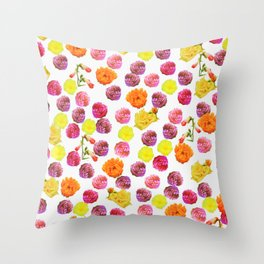 You are so pleasant. Throw Pillow