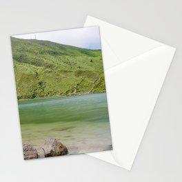 Lagoa do forno Azores Stationery Cards