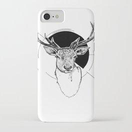 Stag Spirit iPhone Case