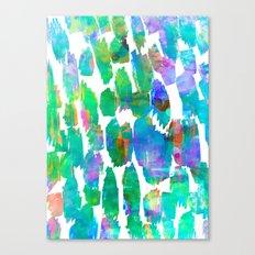 Neon Animal Canvas Print