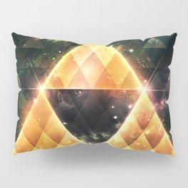 Triforce Pillow Sham