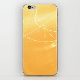 Familiar Lights iPhone Skin