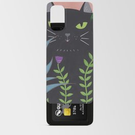 Jungle Cat Android Card Case