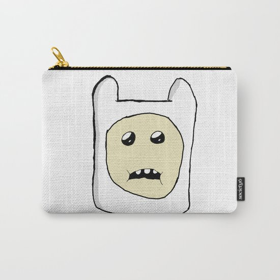 Time for adventure - Finn Carry-All Pouch