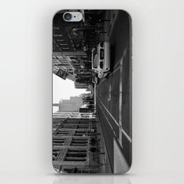 Off Queen - John Street - South iPhone Skin