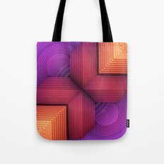 Textures and Patterns Tote Bag