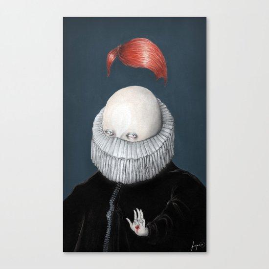 Encarnación: Doble Deidad Canvas Print