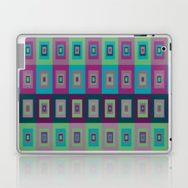 Retro Rectangle Laptop & iPad Skin