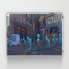 Number City Laptop & iPad Skin