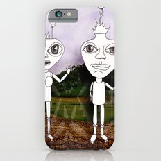 king and queen iPhone 6s Slim Case