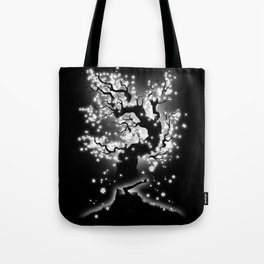 Beauty Cannot Be Interrupted Tote Bag