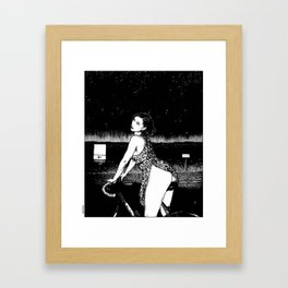 asc 745 - La croisée des chemins (Predator among predators) Framed Art Print