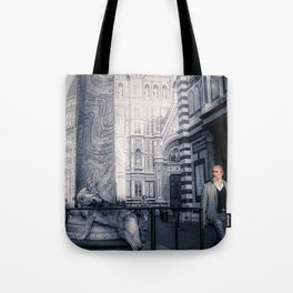 Bourgeoisie and Liberty Tote Bag