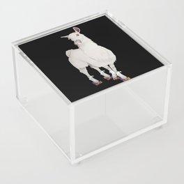 LLAMA IN L.A. Acrylic Box