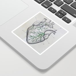 Figure 3: Heartache Sticker
