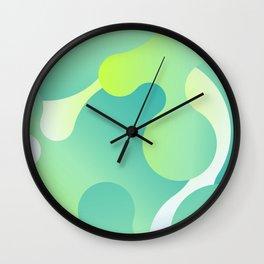Lava Lamp v.2 Wall Clock