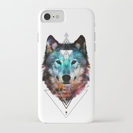 Sacred Wolf iPhone Case