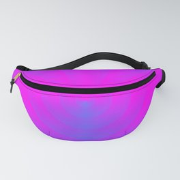 Fuschia About Fanny Pack