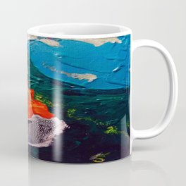 El Nino Abstract Coffee Mug
