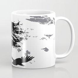 flying ravens Coffee Mug