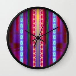 Lava Lamp Wall Clock