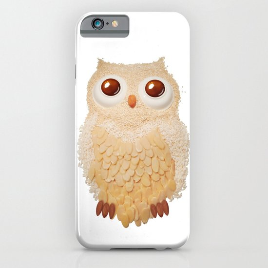 Owl Collage #5 iPhone & iPod Case