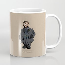 D&R NPC: Graddik Coffee Mug