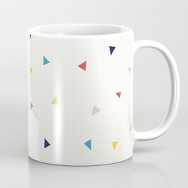 Cute Confetti Pattern Coffee Mug