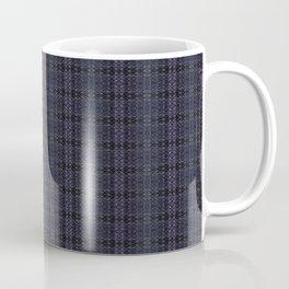 Backsplash Square Glass Spirals Coffee Mug
