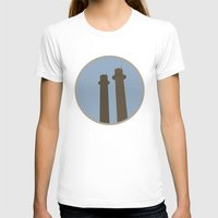 montreal T-shirts featuring Montreal Inspired by Vincent Arnaud