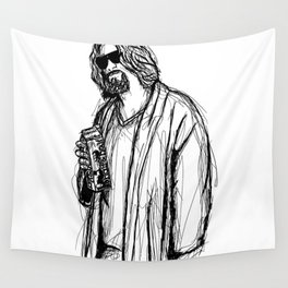The Dude Wall Tapestry