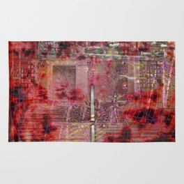 Well (or Ill) Met In The Cities In The Trees (or, I Could Be With You Or...) [A.N.T.S. Series] Rug