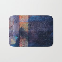 strip to threshold Bath Mat