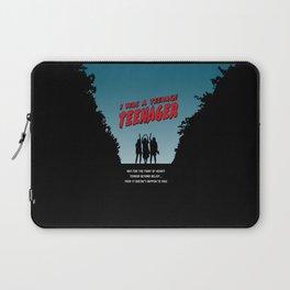Teenage Terror Laptop Sleeve