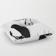 Leap - Emilie R. Floor Pillow