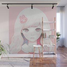 Usagi February Wall Mural