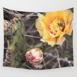 Opuntia Wall Tapestry