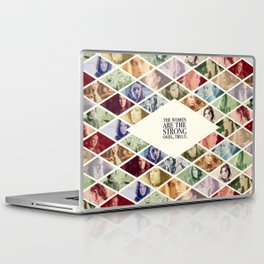 The Women of Ice and Fire Laptop & iPad Skin