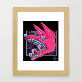 Canines Framed Art Print