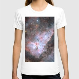 Stars in Space Astronomy Art T-shirt