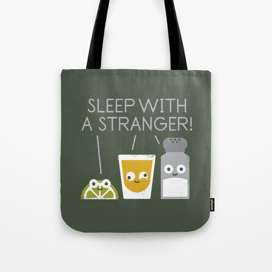Sublimeinal Message Tote Bag