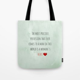 Saint Valentine's Day Tote Bag