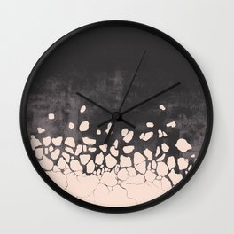 Levitation night #102 Wall Clock