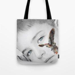 phoenix rises Tote Bag